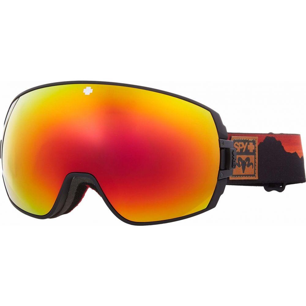 スパイ Spy Optic レディース スキー・スノーボード ゴーグル【Legacy】Spy + Wiley Miller - Hd Plus Bronze w/Red Spectra Mirror + Hd P