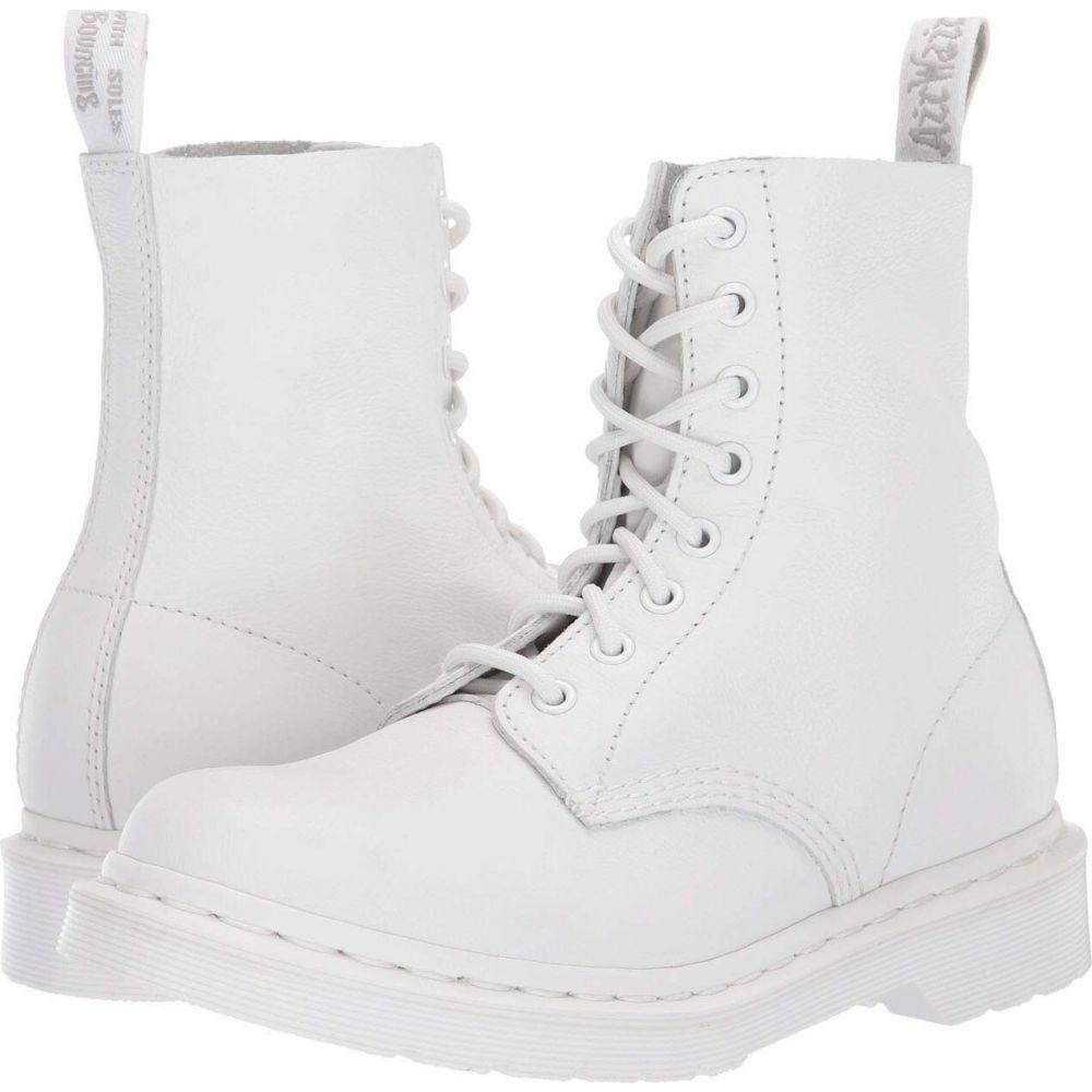 ドクターマーチン Dr. Martens レディース ブーツ シューズ・靴【1460 Pascal Mono】White