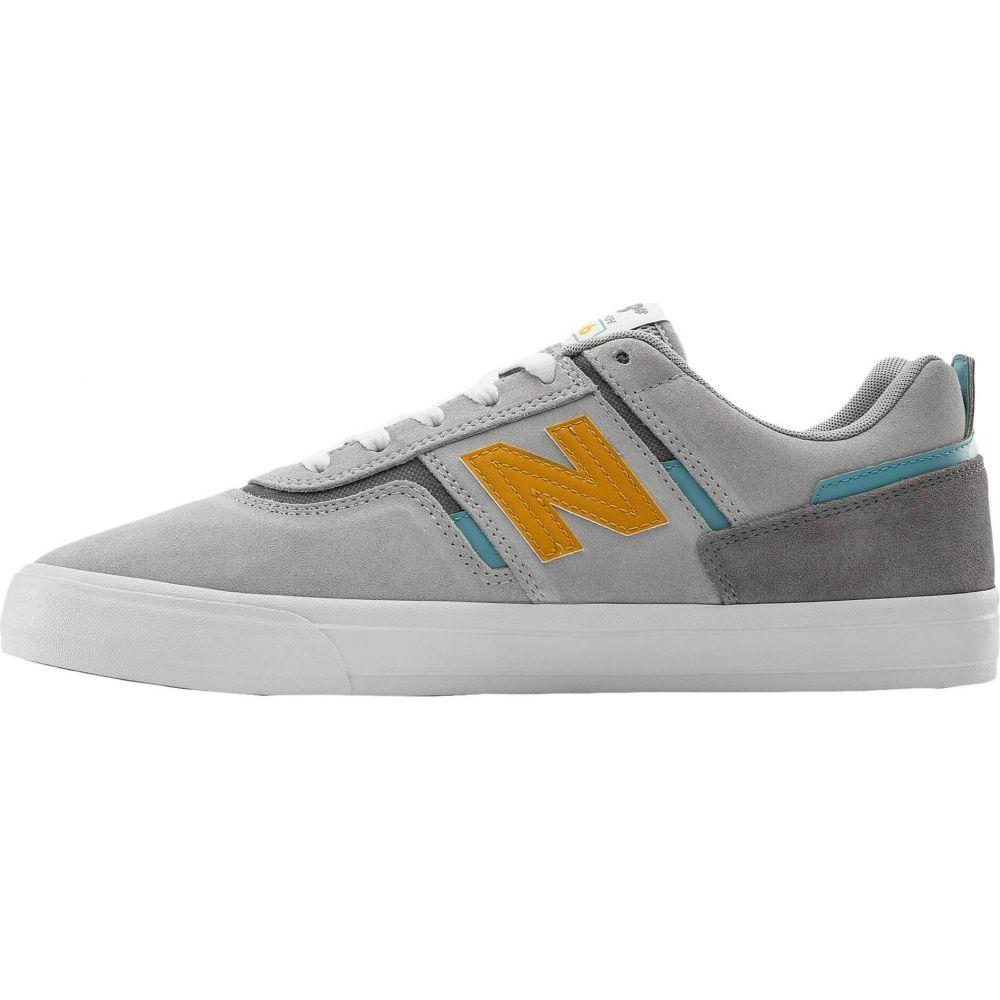 ニューバランス New Balance Numeric レディース スニーカー シューズ・靴【306】Grey/Yellow