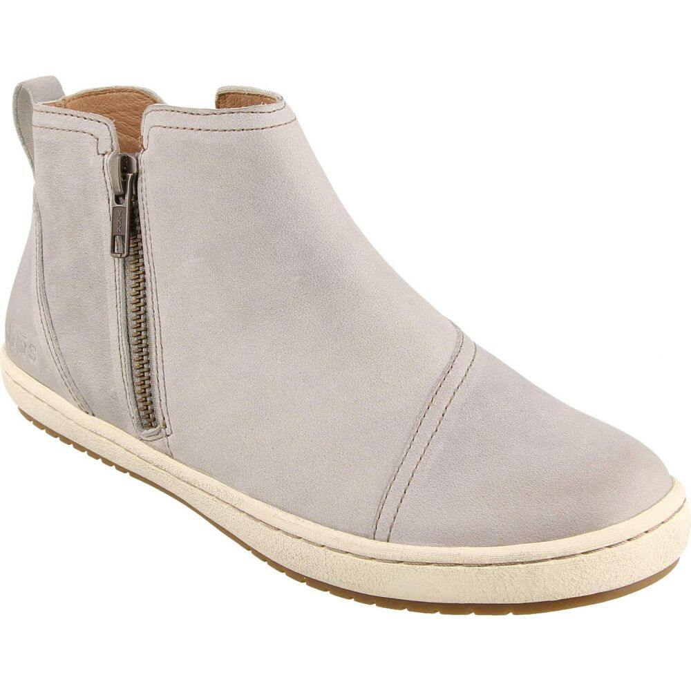 タオス Taos Footwear レディース ブーツ シューズ・靴【Bootsie】Light Grey
