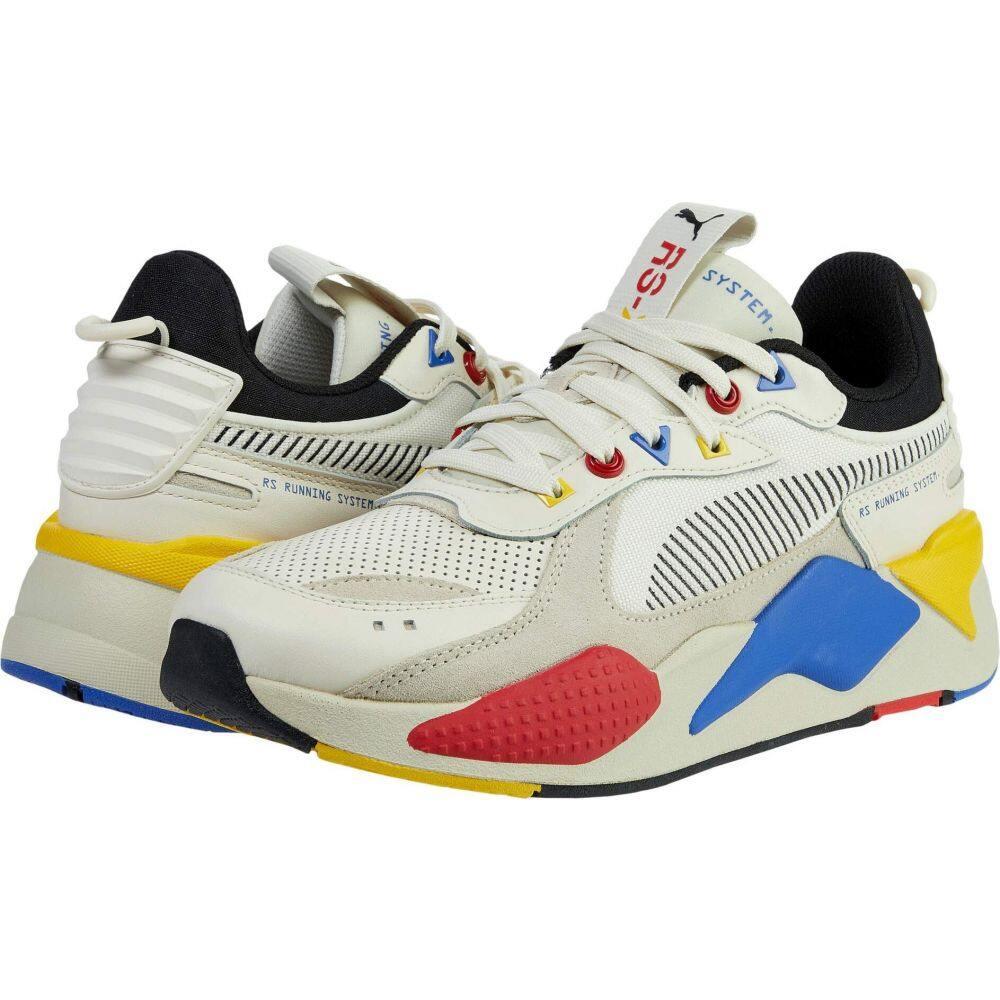 プーマ PUMA メンズ スニーカー シューズ・靴【Rs-X Colour Theory】Whisper White/Puma Black