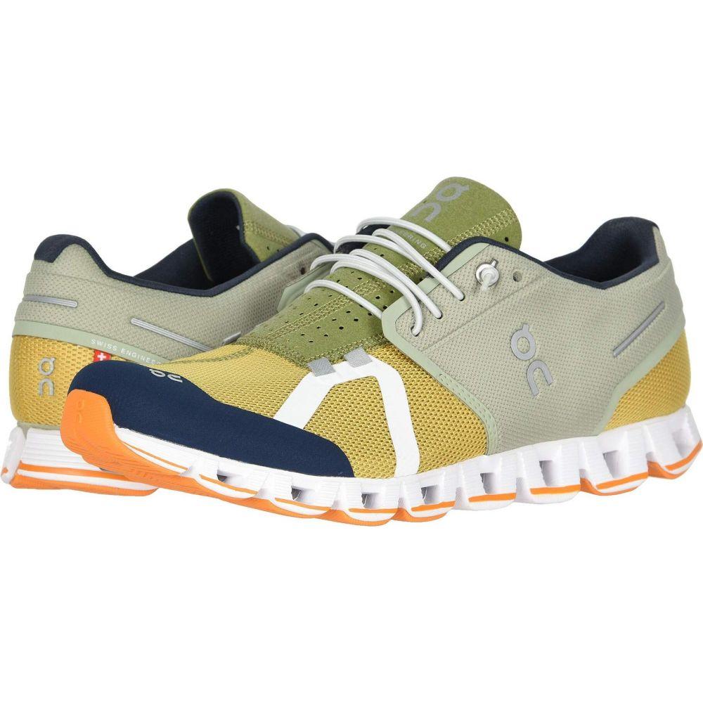 オン On メンズ ランニング・ウォーキング シューズ・靴【Cloud 70 | 30】Leaf/Mustard