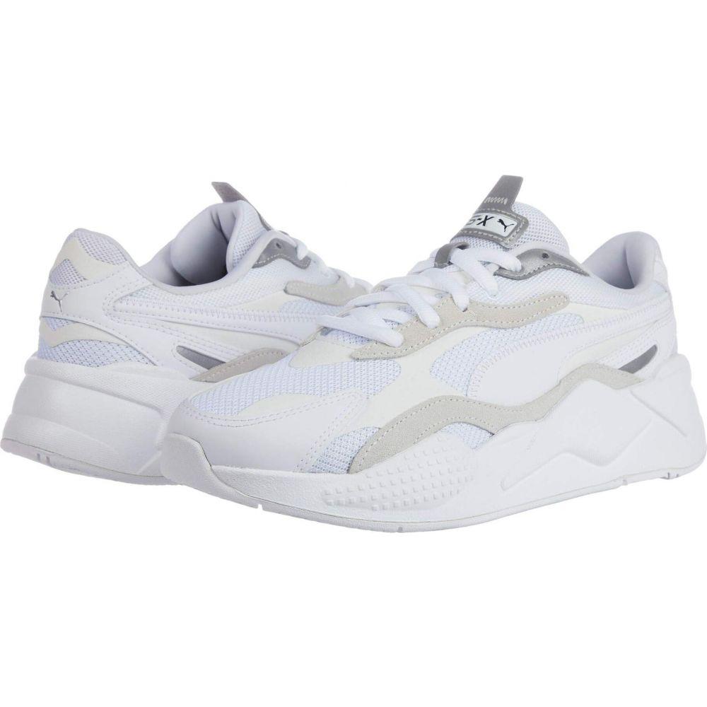 プーマ PUMA メンズ スニーカー シューズ・靴【RS-X Puzzle】Puma White/Puma Silver