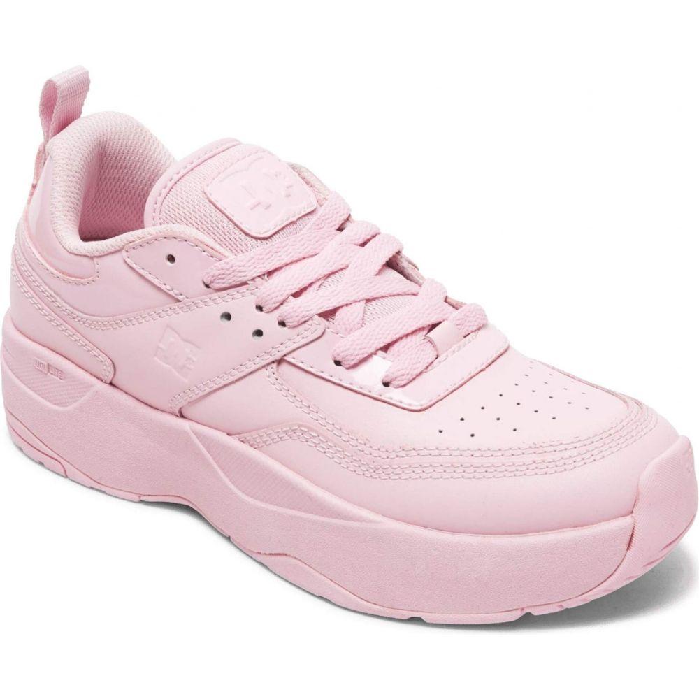 ディーシー DC レディース スニーカー シューズ・靴【E.Tribeka Platform】Pink