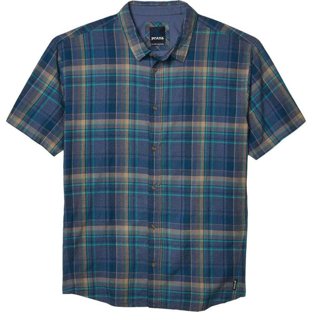 プラーナ Prana メンズ シャツ トップス【Offwidth Shirt】Nickel