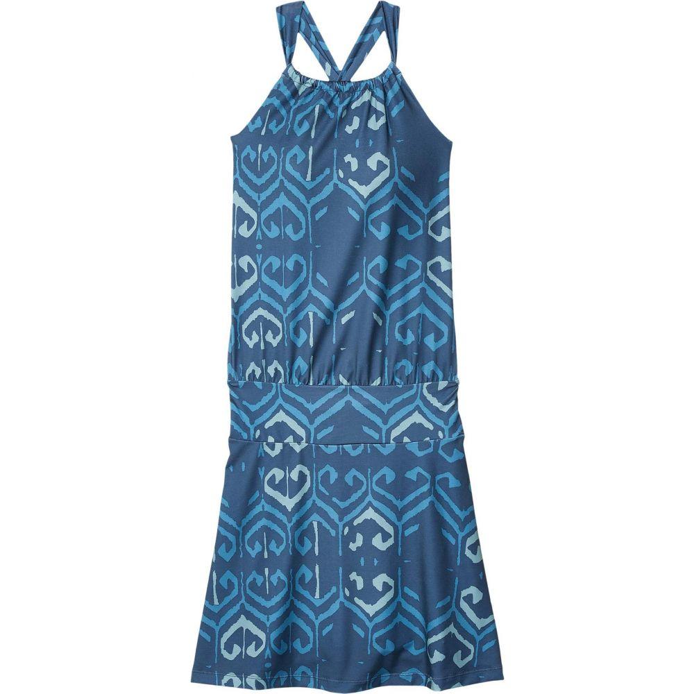 プラーナ Prana レディース ワンピース ワンピース・ドレス【Avore Dress】Nickel Azulejos