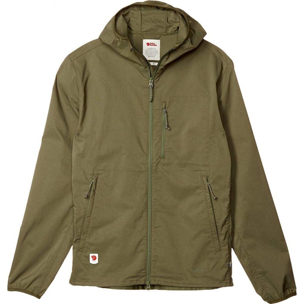 フェールラーベン Fjallraven メンズ ジャケット アウター【High Coast Shade Jacket】Green