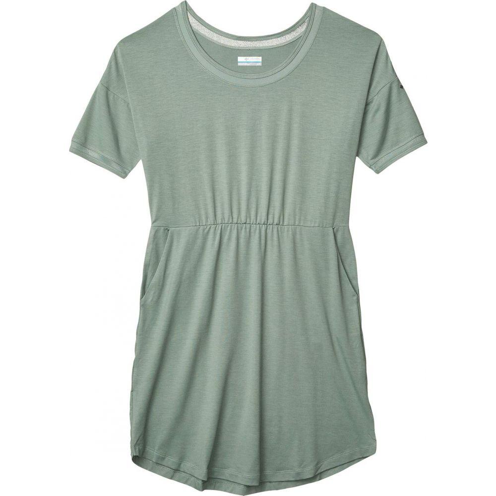 コロンビア Columbia レディース ワンピース ワンピース・ドレス【Slack Water(TM) Knit Dress】Light Lichen