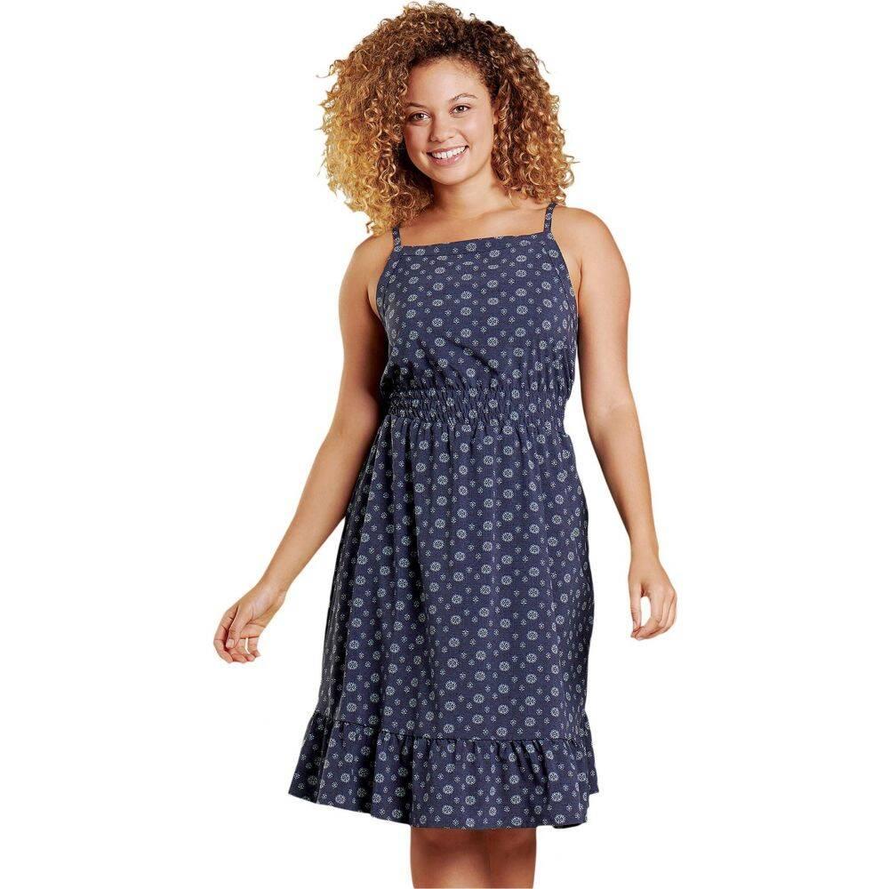 トードアンドコー Toad&Co レディース ワンピース ワンピース・ドレス【Sunkissed Bella Dress】Nightsky Medium Bandana Print