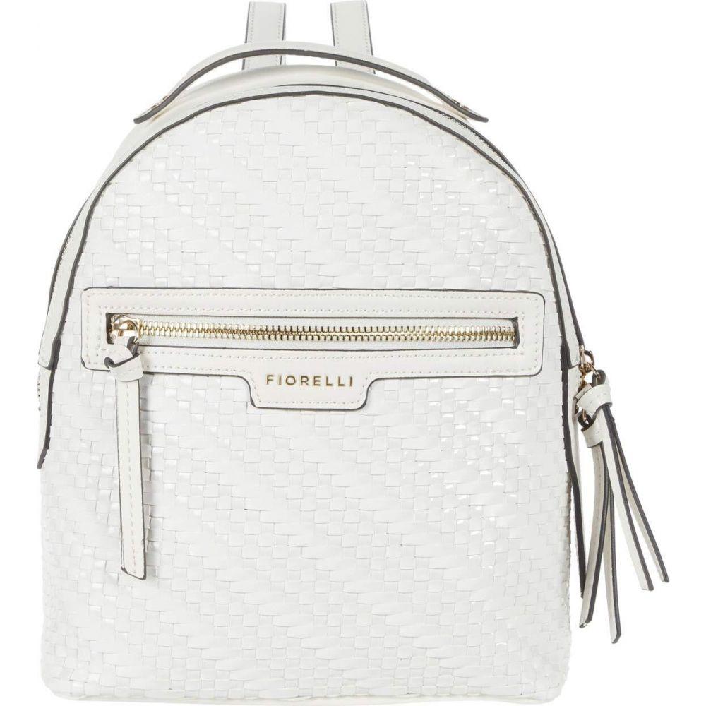 フィオレッリ Fiorelli レディース バックパック・リュック バッグ【Anouk Backpack】Cream Weave