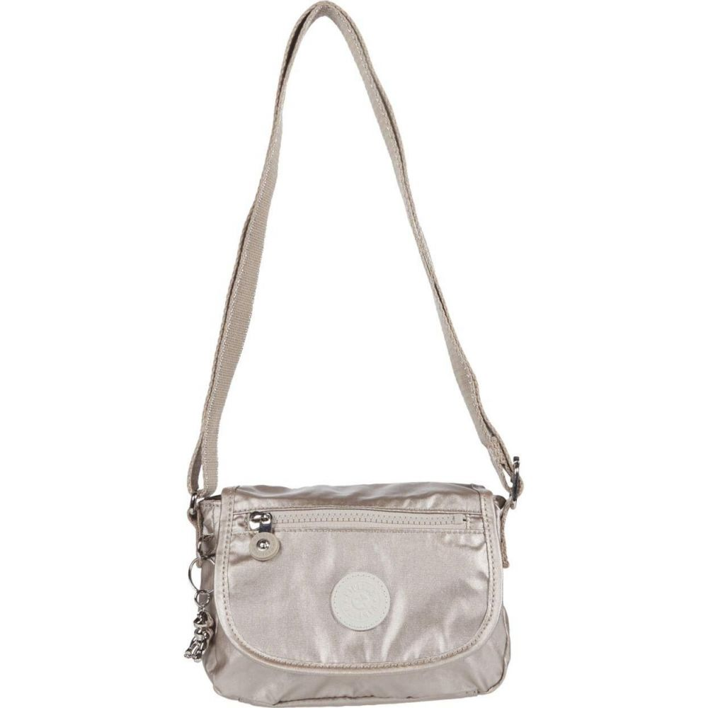 キプリング Kipling レディース ショルダーバッグ バッグ【Sabian Crossbody Mini Bag】Metallic Glow