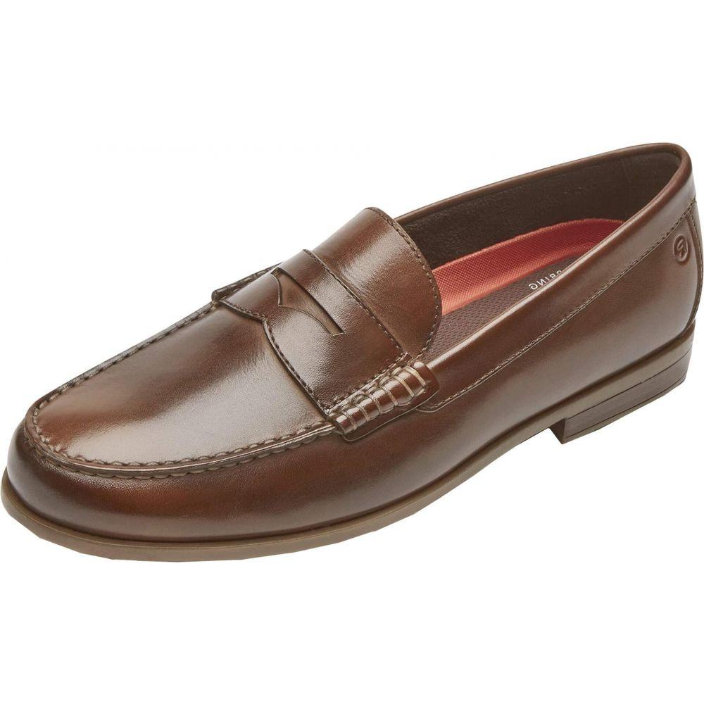 ロックポート Rockport メンズ ローファー シューズ・靴【Curtys Penny】Cognac