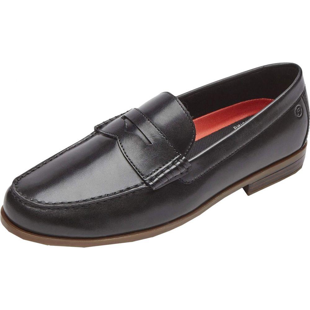 ロックポート Rockport メンズ ローファー シューズ・靴【Curtys Penny】Black Glass