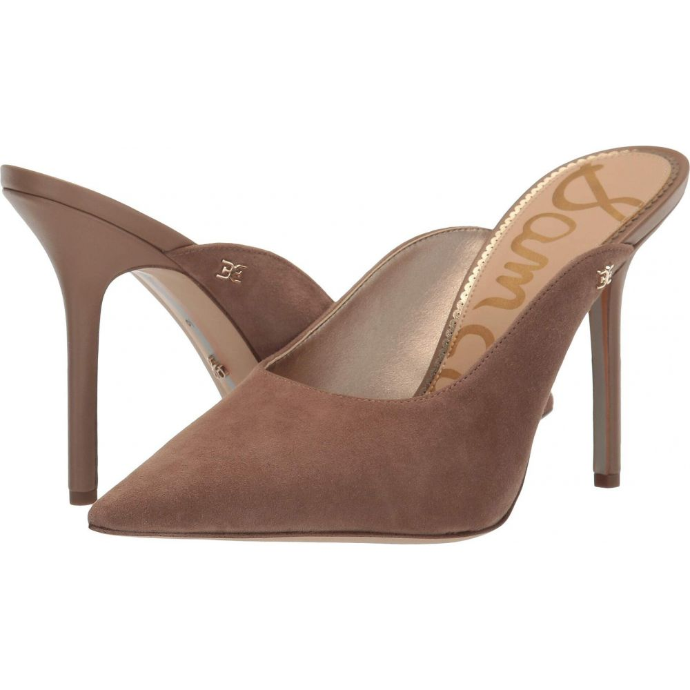 サム エデルマン Sam Edelman レディース パンプス シューズ・靴【Addilyn】Praline Suede Leather