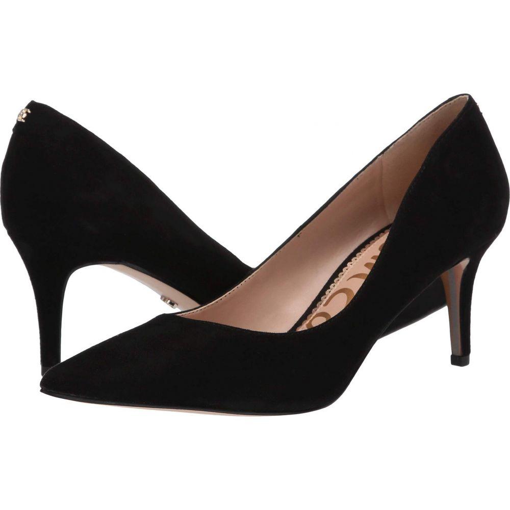 サム エデルマン Sam Edelman レディース パンプス シューズ・靴【Jordyn】Black Suede Leather