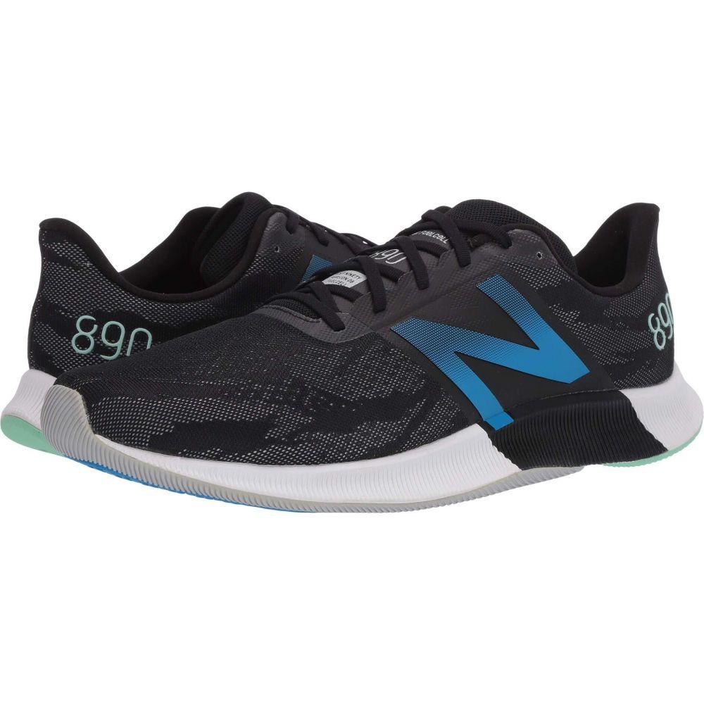 ニューバランス New Balance メンズ ランニング・ウォーキング シューズ・靴【890v8】Black/Multicolor