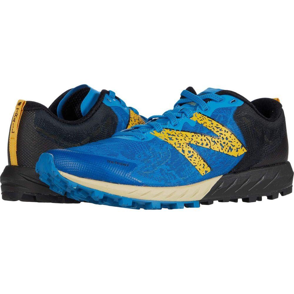 ニューバランス New Balance メンズ ランニング・ウォーキング シューズ・靴【Summit Unknown v2】Neo Classic Blue/Varsity Gold