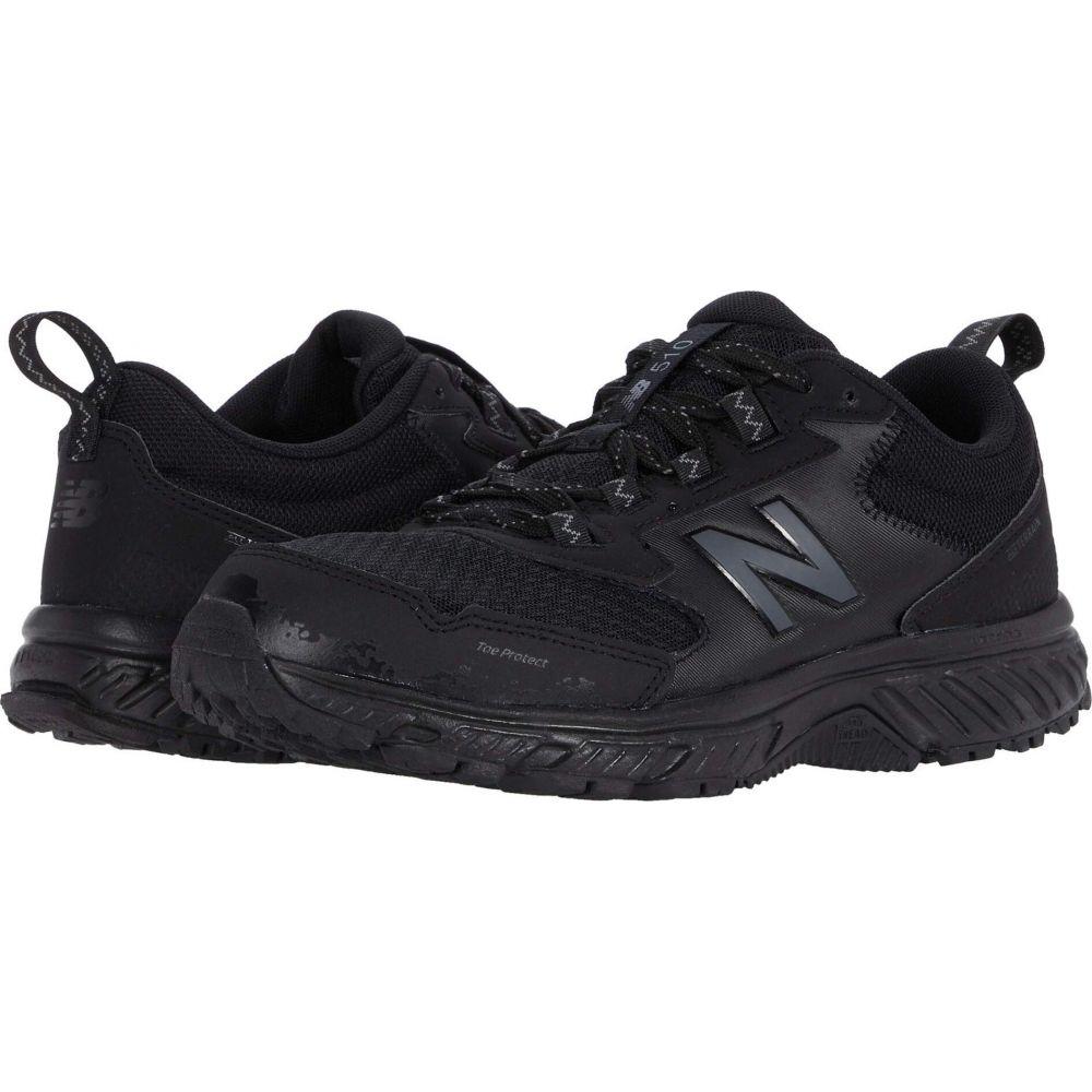 ニューバランス New Balance メンズ ランニング・ウォーキング シューズ・靴【510v5】Black/Castlerock