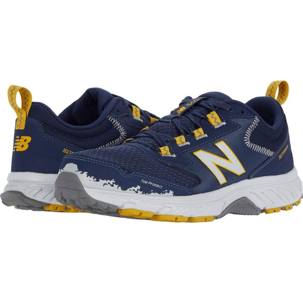 ニューバランス New Balance メンズ ランニング・ウォーキング シューズ・靴【510v5】Natural Indigo/Chromatic Yellow