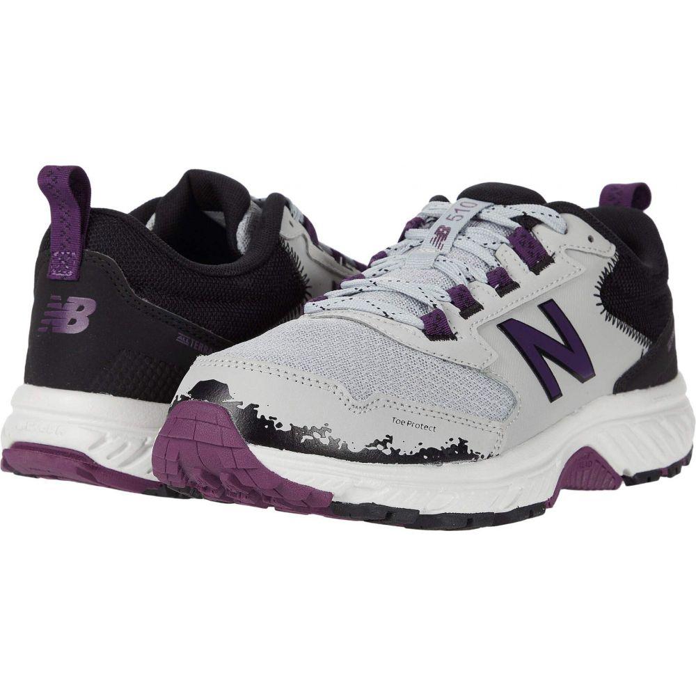 ニューバランス New Balance レディース ランニング・ウォーキング シューズ・靴【510v5】Light Aluminum/Black