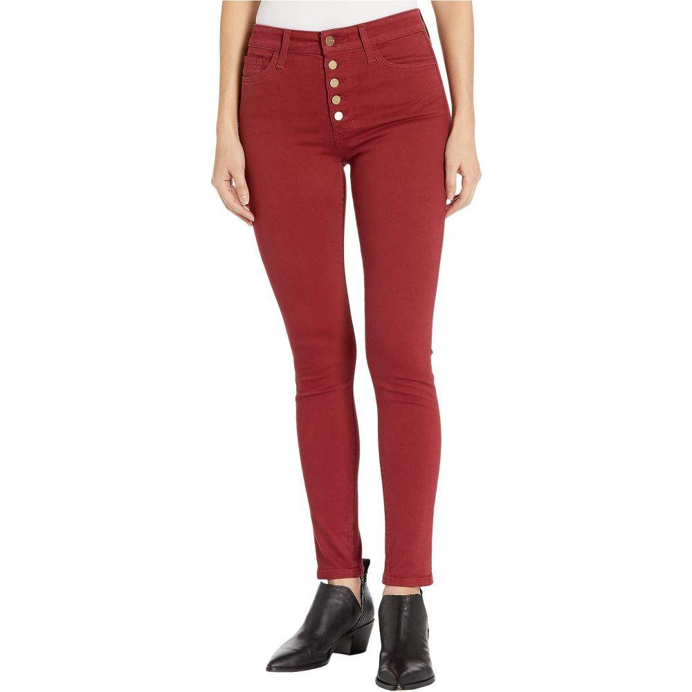 ジョーズジーンズ Joe's Jeans レディース ジーンズ・デニム ボトムス・パンツ【Charlie Ankle w/ Exposed Button in Cinnabar】Cinnabar