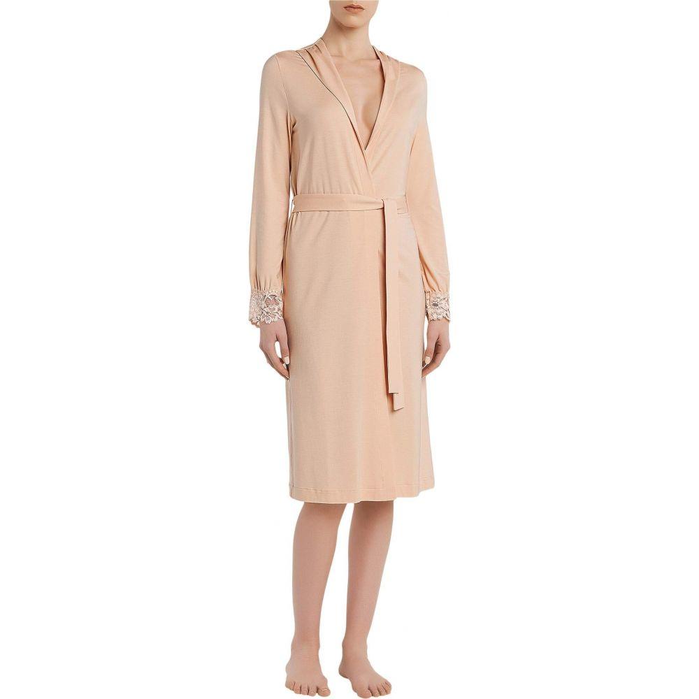 ラ ペルラ La Perla レディース ガウン・バスローブ ショート丈 インナー・下着【Tres Souple' Short Robe】Petal Pink