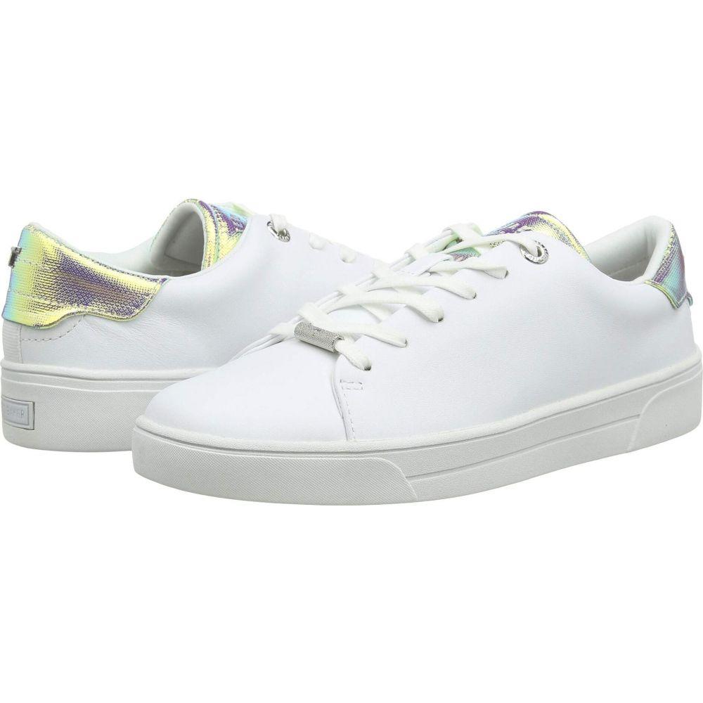 テッドベーカー Ted Baker レディース スニーカー シューズ・靴【Zenmo】White
