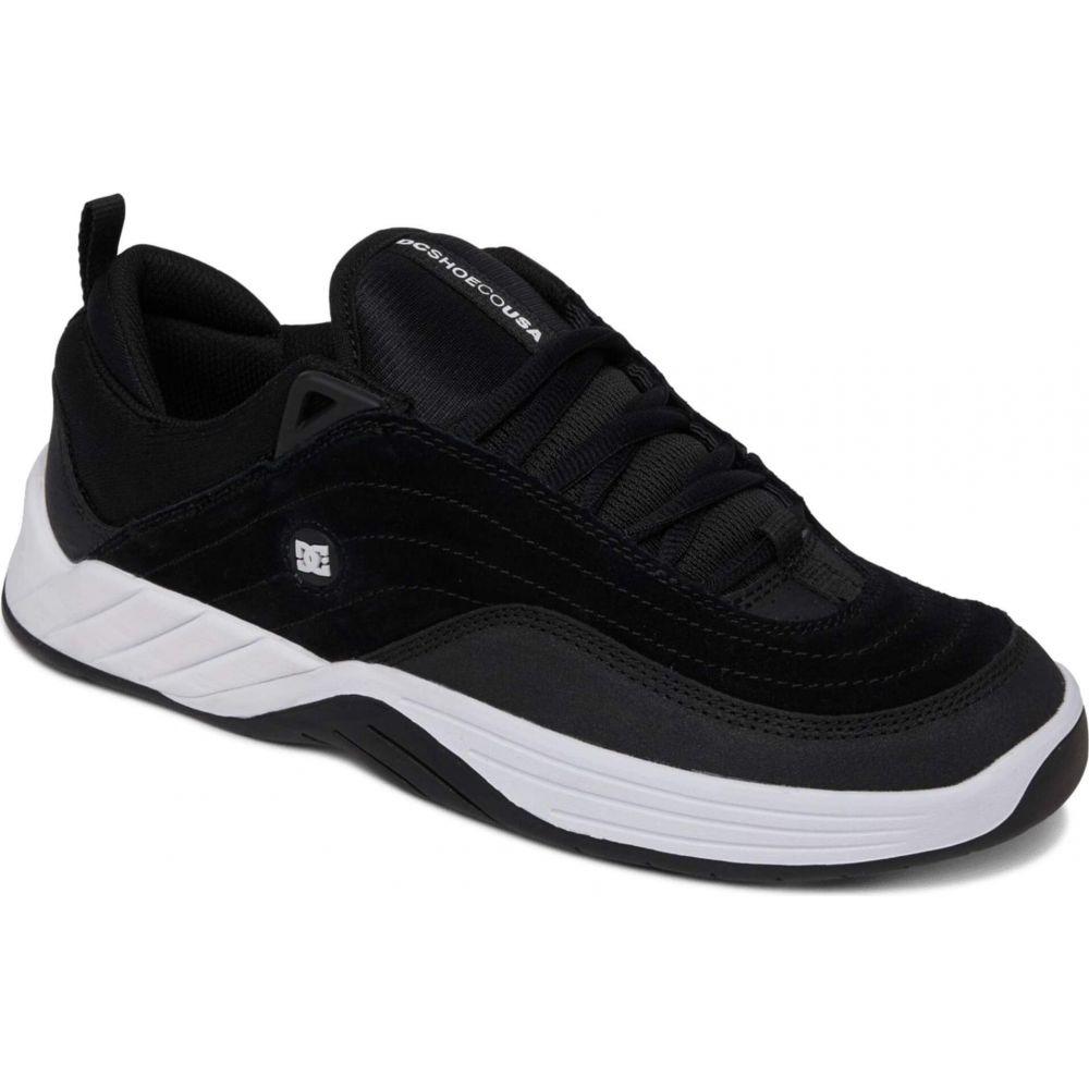 ディーシー DC メンズ スニーカー シューズ・靴【Williams Slim】Black/White