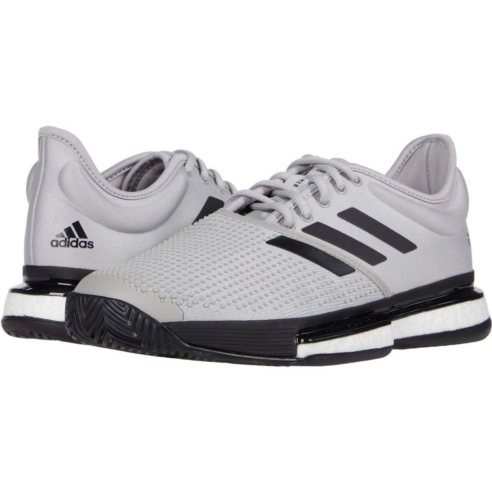 アディダス adidas メンズ テニス シューズ・靴【SoleCourt M Primeblue】Grey Two F/Core Black/Footwear White