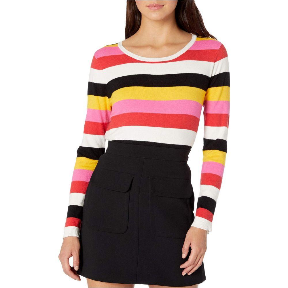 ビービーダコタ BB Dakota レディース ニット・セーター トップス【Sunset Dreams Stripe Pullover Sweater】Multi Stripe