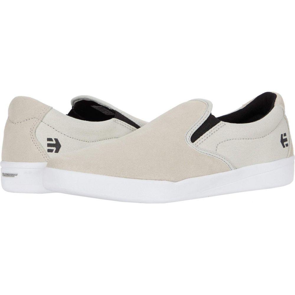 エトニーズ etnies メンズ スリッポン・フラット シューズ・靴【Veer Slip】White