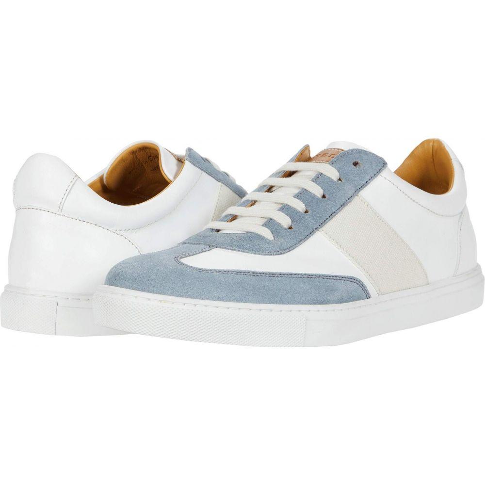 メツラン Mezlan メンズ スニーカー シューズ・靴【Wyatt】Grey/White