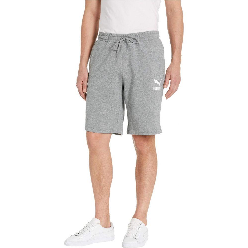 プーマ PUMA メンズ ショートパンツ ボトムス・パンツ【Classics Shorts 10'】Medium Gray Heather