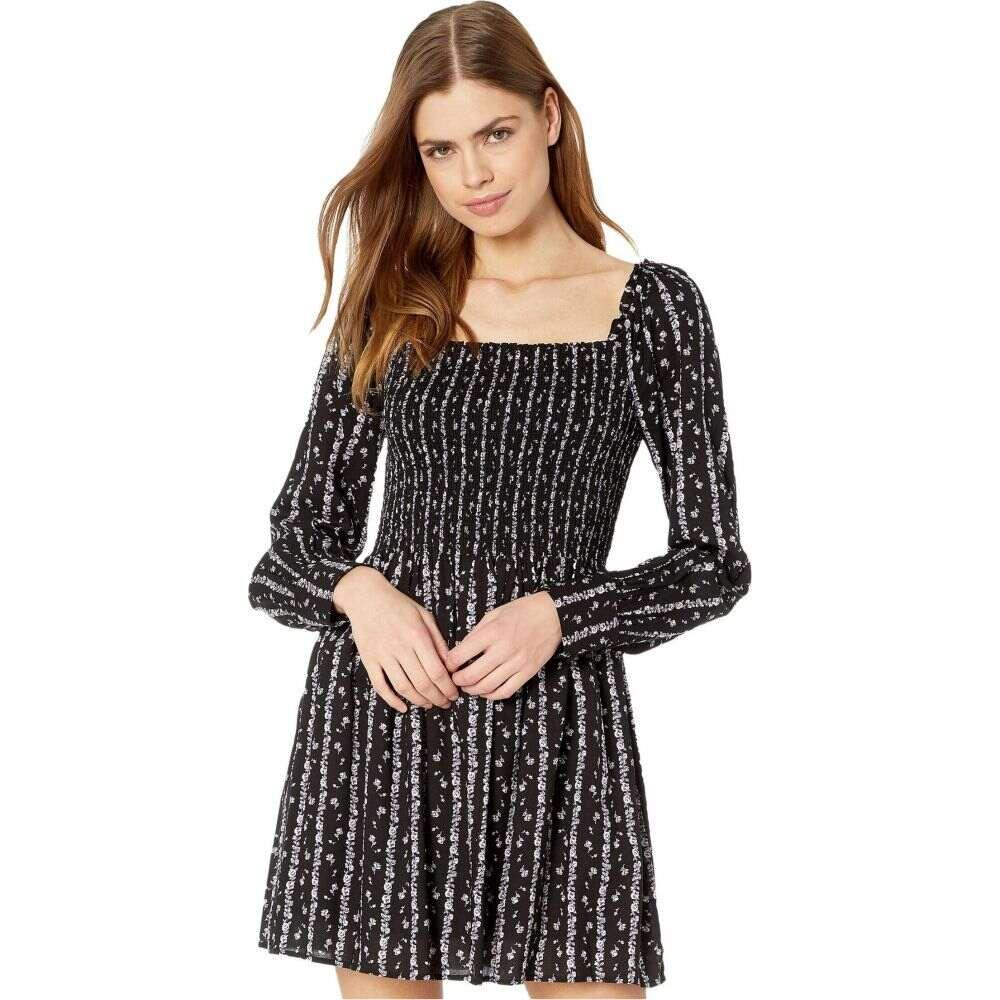 ペイジ Paige レディース ワンピース ワンピース・ドレス【Palmetto Dress】Black/Granite