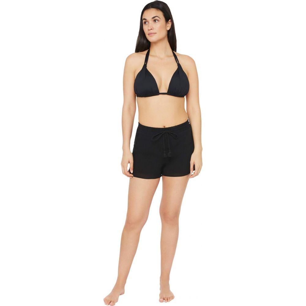ラブランカ La Blanca レディース ボトムのみ ショートパンツ 水着・ビーチウェア【Island Fare Shorts Swimsuit Bottoms】Black