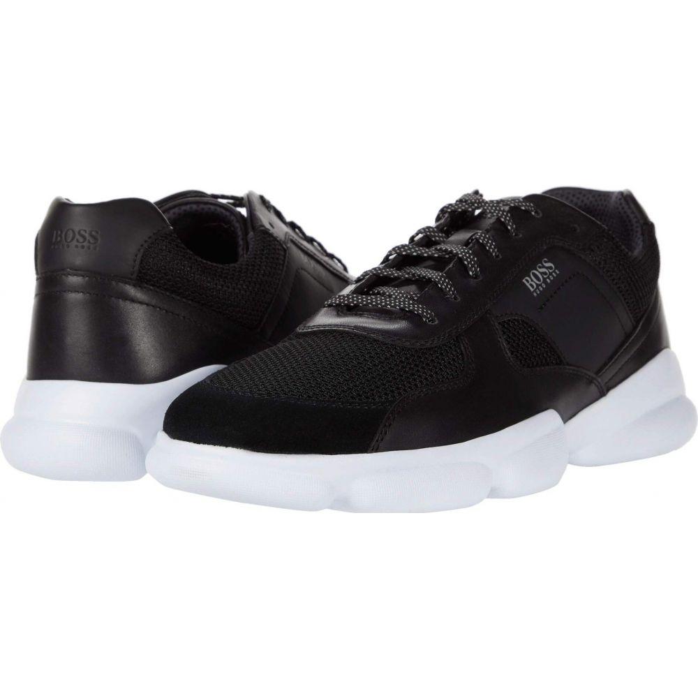 ヒューゴ ボス BOSS Hugo Boss メンズ スニーカー ローカット シューズ・靴【Rapid Low Top Sneaker by BOSS】Black