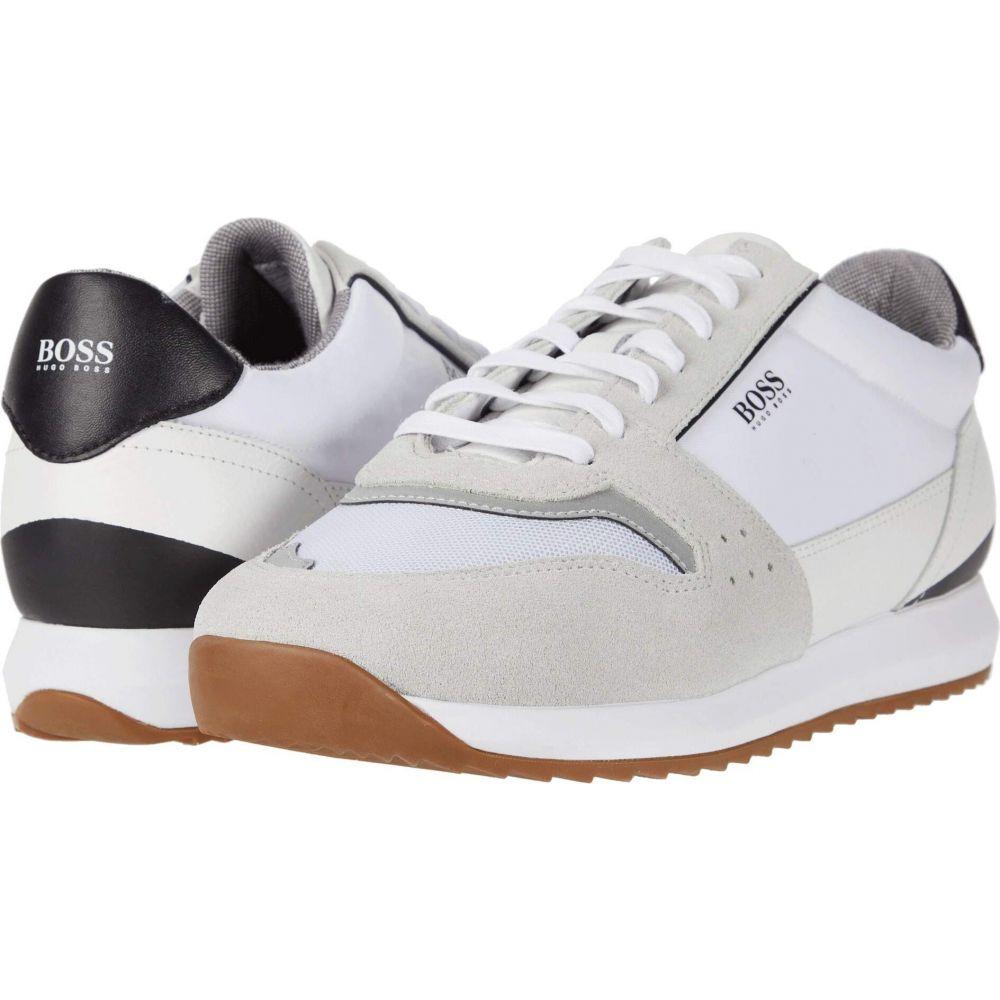 ヒューゴ ボス BOSS Hugo Boss メンズ スニーカー ローカット シューズ・靴【Sonic Low Top Sneaker by BOSS】White