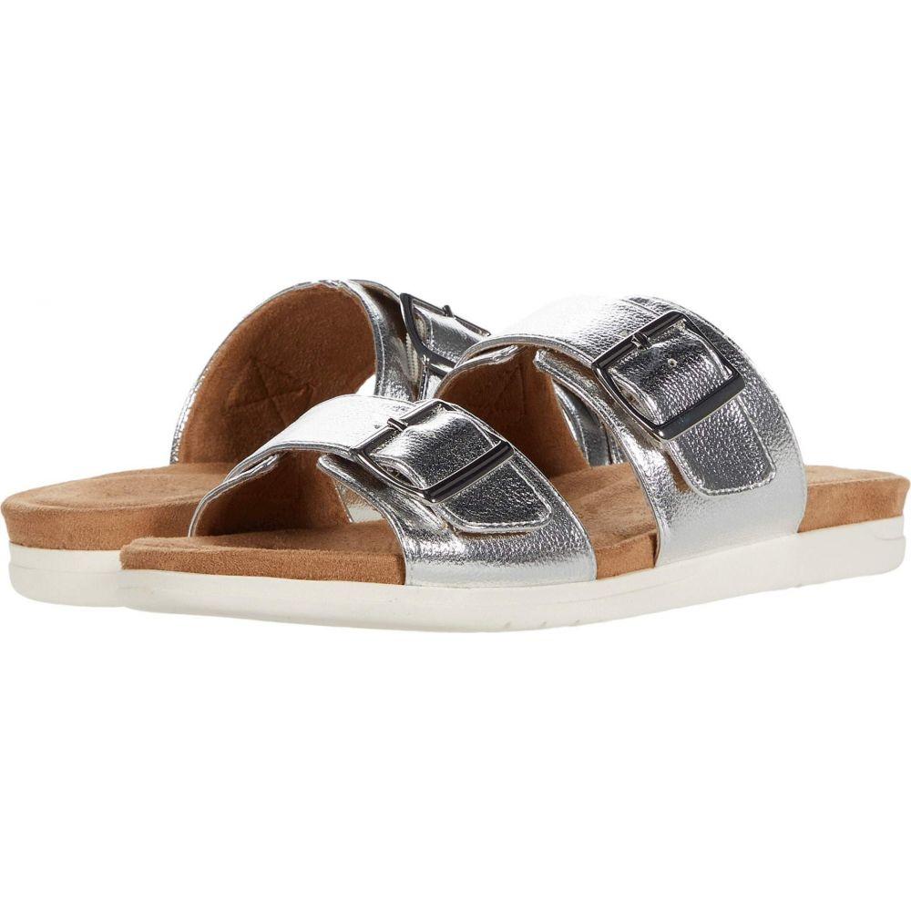 エアロソールズ Aerosoles レディース サンダル・ミュール シューズ・靴【Hamden】Silver Metallic