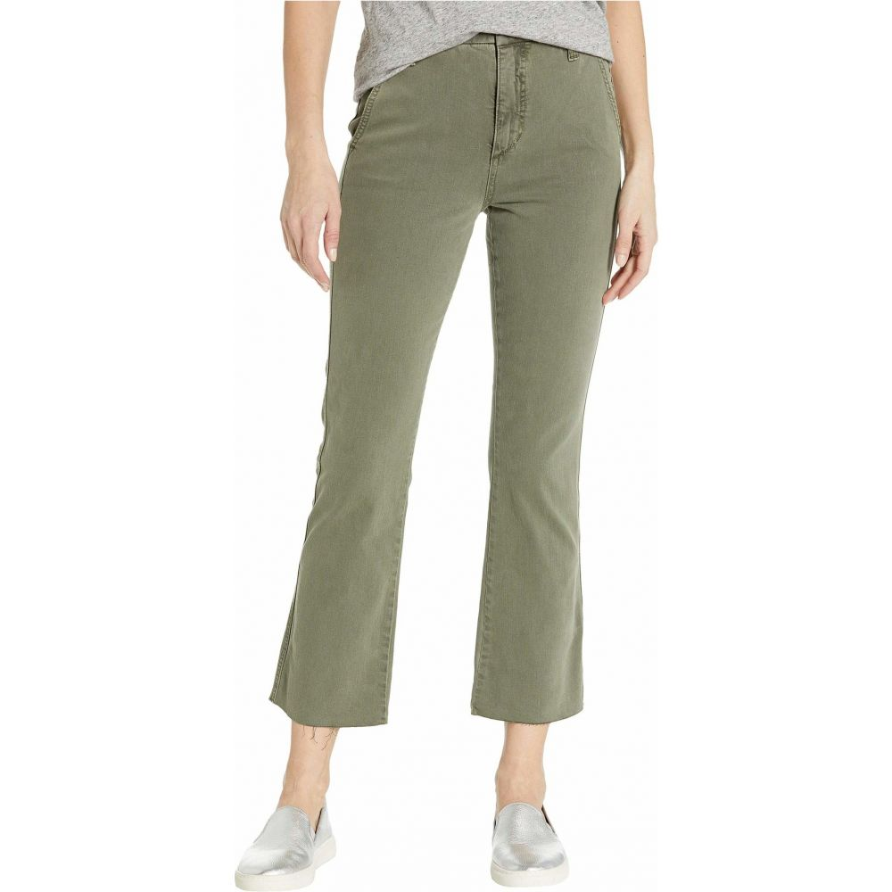 ジョーズジーンズ Joe's Jeans レディース スキニー・スリム ボトムス・パンツ【Slim Kick Trousers】Deep Celadon