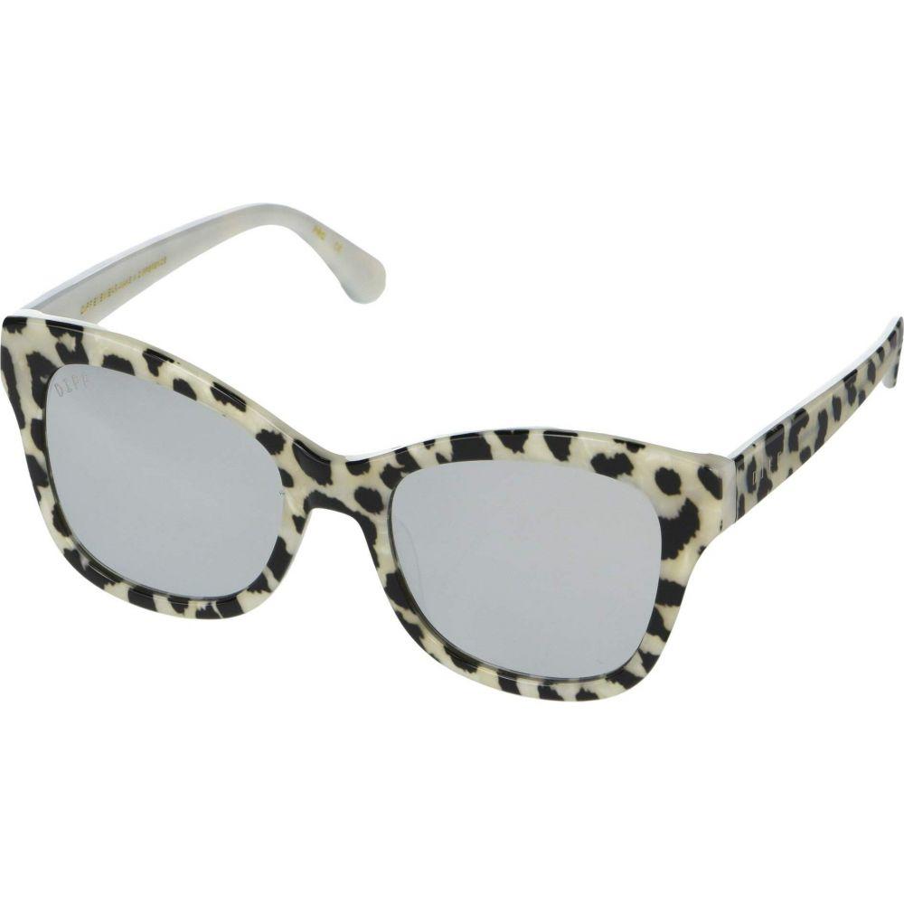 ディフアイウェア DIFF Eyewear レディース メガネ・サングラス 【Skylar】Clear Leopard/Grey