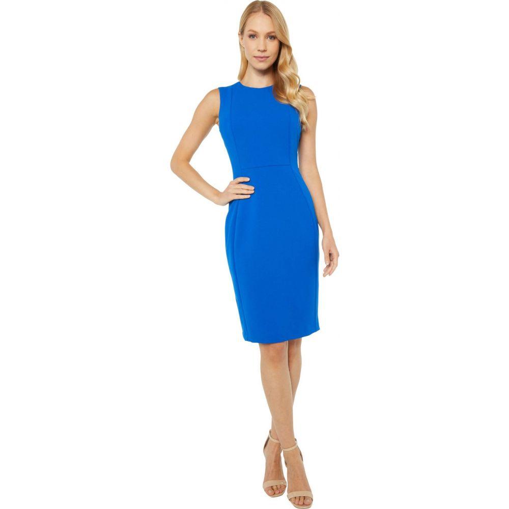 カルバンクライン Calvin Klein レディース ワンピース ワンピース・ドレス【Solid Sheath Dress】Capri