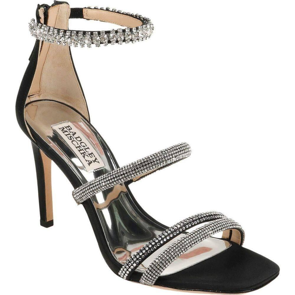 バッジェリー ミシュカ Badgley Mischka レディース サンダル・ミュール シューズ・靴【Zulema】Black