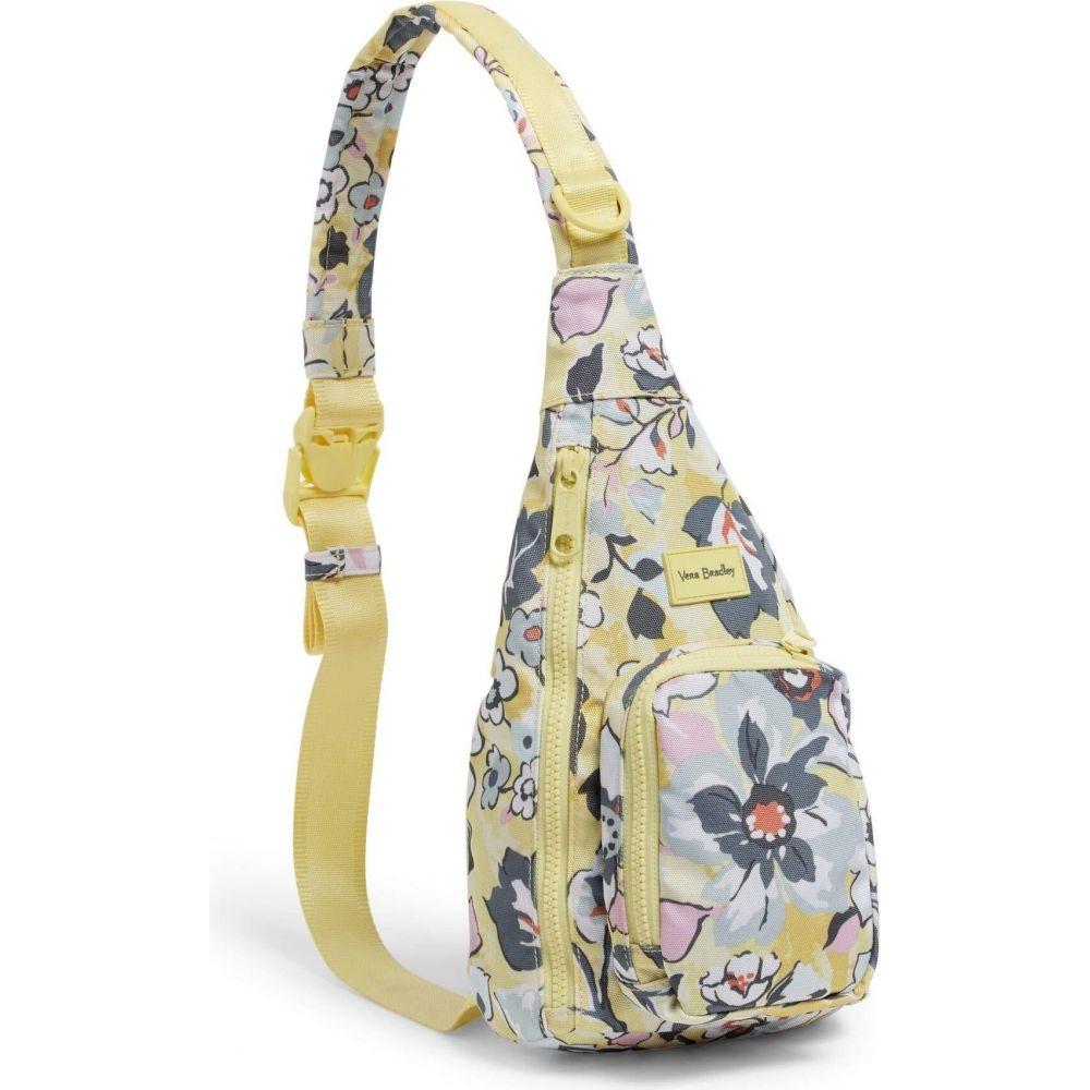 ヴェラ ブラッドリー Vera Bradley レディース バックパック・リュック バッグ【ReActive Mini Sling Backpack】Sunny Garden