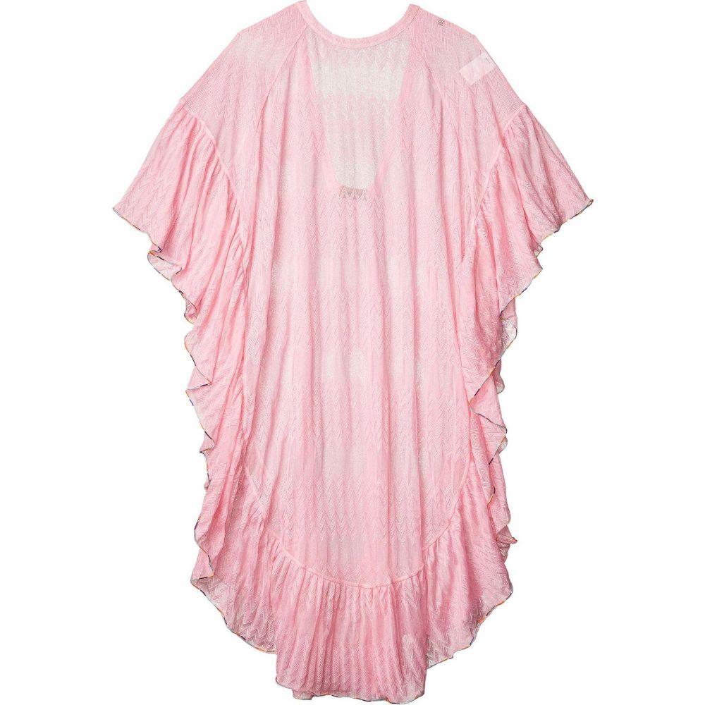 ミッソーニ Missoni Mare レディース ビーチウェア 水着・ビーチウェア【Rounded Caftan】Pink