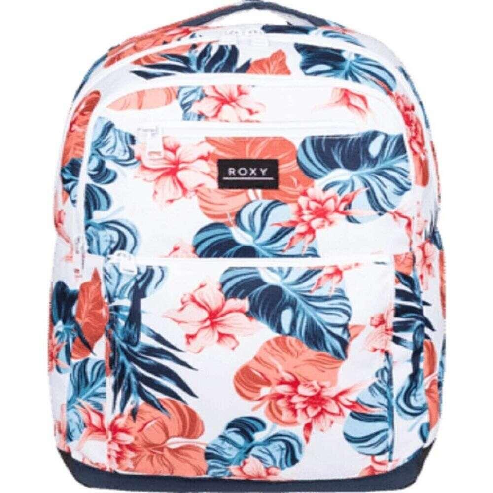 ロキシー Roxy レディース バックパック・リュック バッグ【Here You Are Backpack】Bright White Standard