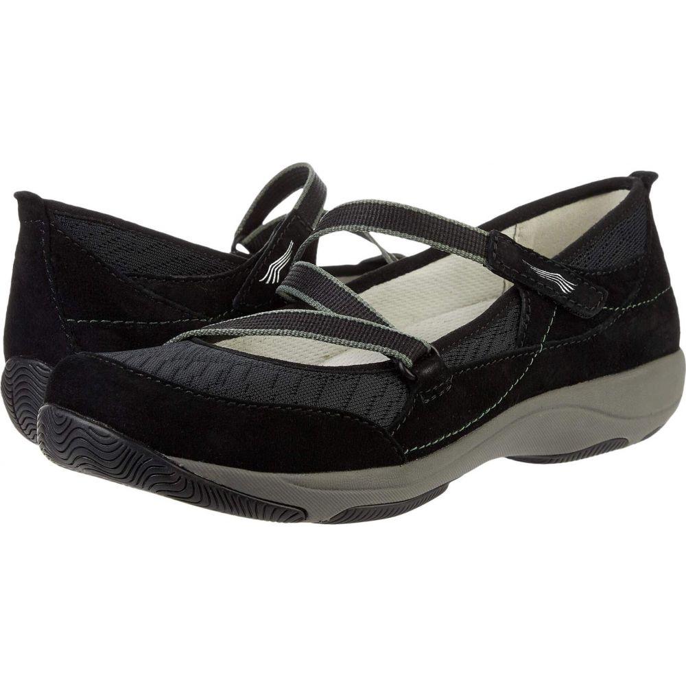 ダンスコ Dansko レディース スニーカー シューズ・靴【Hilda】Black Suede