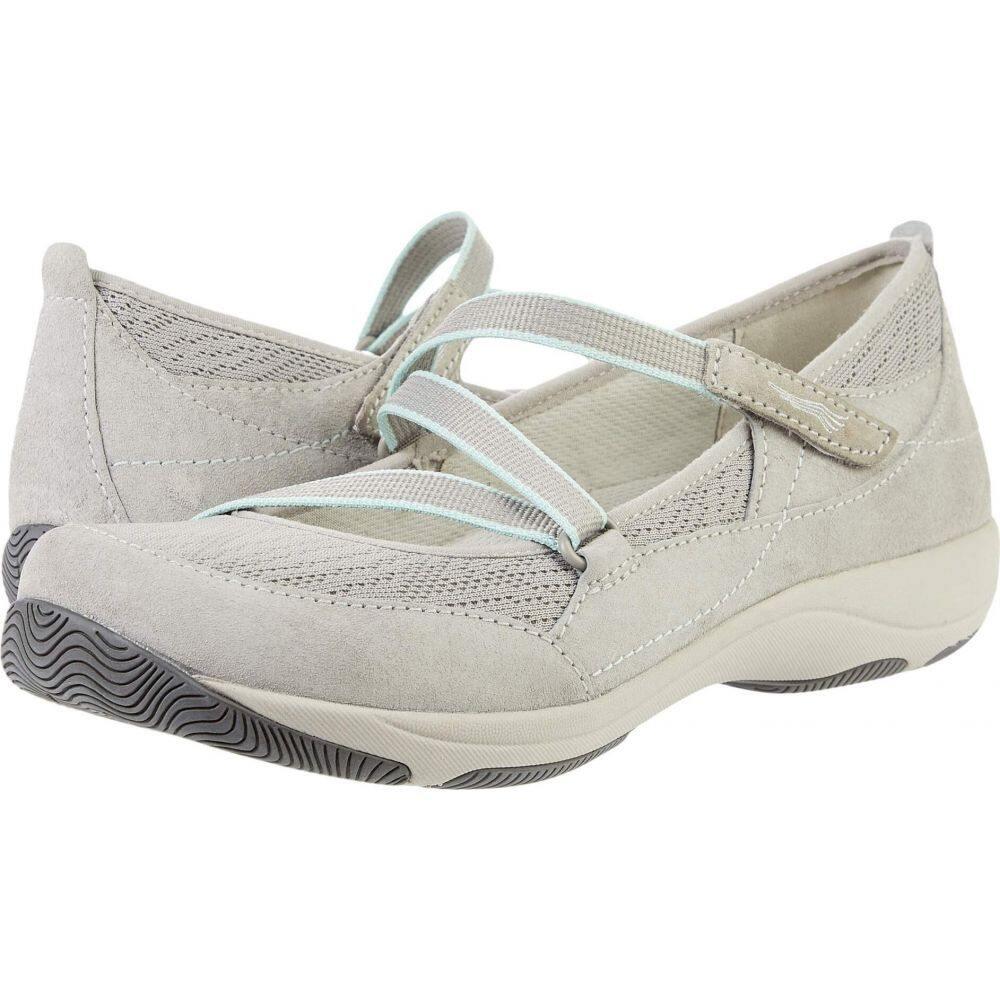 ダンスコ Dansko レディース スニーカー シューズ・靴【Hilda】Grey Suede