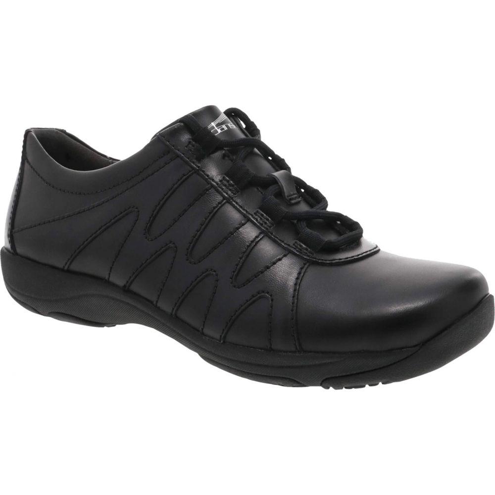 ダンスコ Dansko レディース スニーカー シューズ・靴【Neena】Black Leather