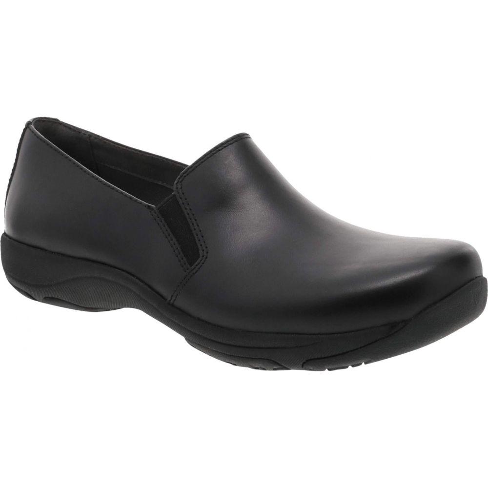 ダンスコ Dansko レディース スニーカー シューズ・靴【Nora】Black Leather