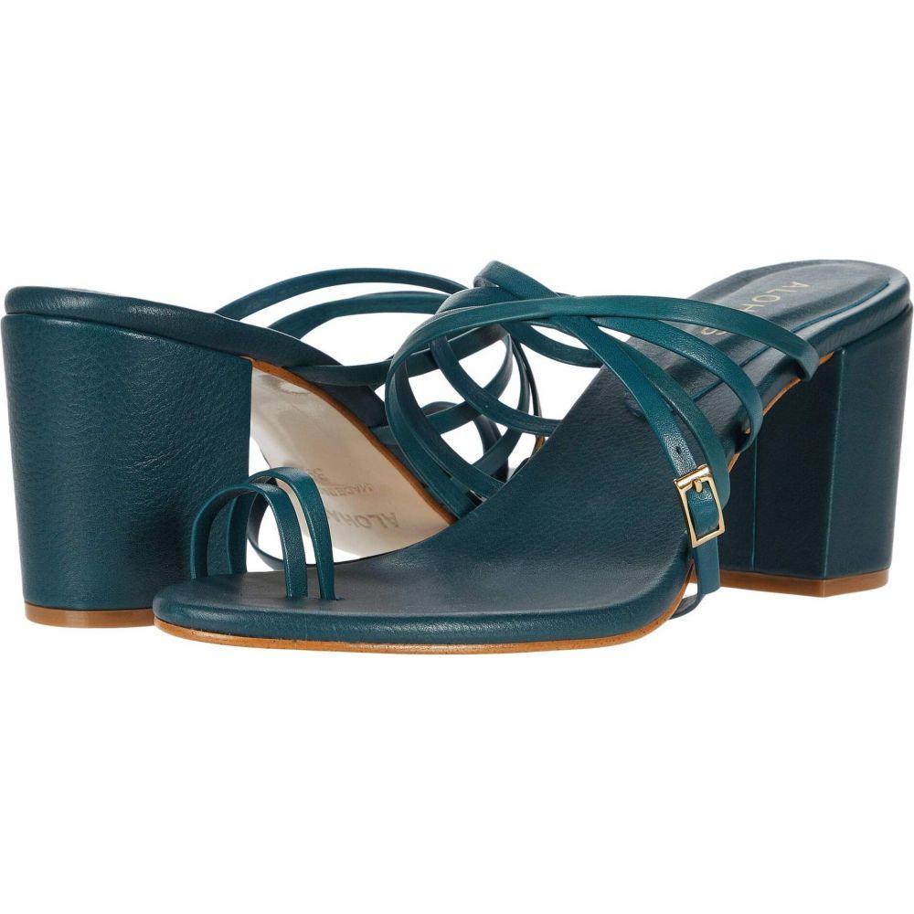 アロハス ALOHAS レディース サンダル・ミュール シューズ・靴【Mochi Heeled Sandals】Matcha